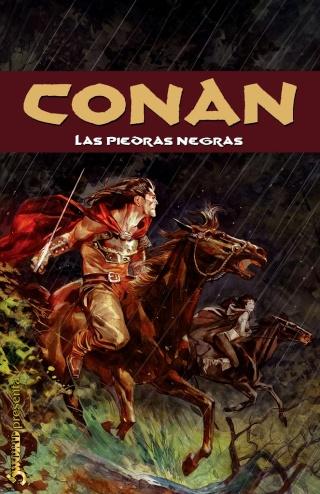 Portadas de las colecciones diversas de Conan Sword_79