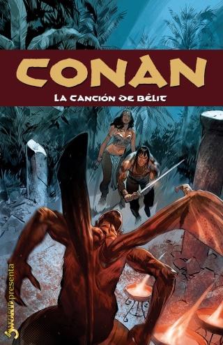 Portadas de las colecciones diversas de Conan Sword_80