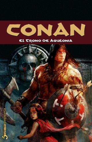 Portadas de las colecciones diversas de Conan Sword_84