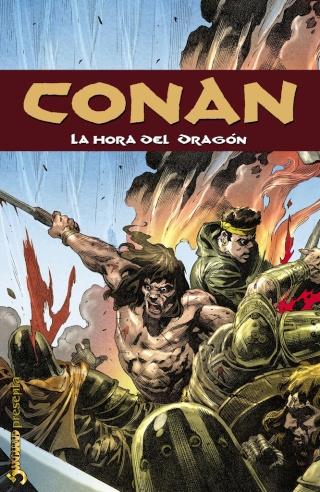 Portadas de las colecciones diversas de Conan Sword_85