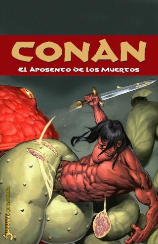 Portadas de las colecciones diversas de Conan Sword_89