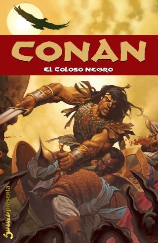 Portadas de las colecciones diversas de Conan Sword_92