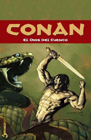 Portadas de las colecciones diversas de Conan Sword_95