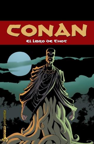 Portadas de las colecciones diversas de Conan Sword_96