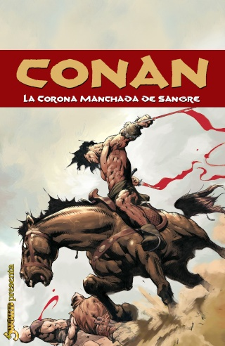 Portadas de las colecciones diversas de Conan Sword_97