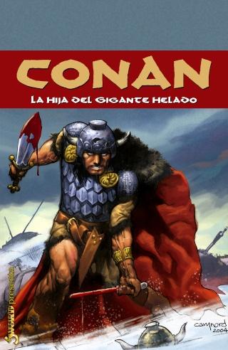 Portadas de las colecciones diversas de Conan Sword_98