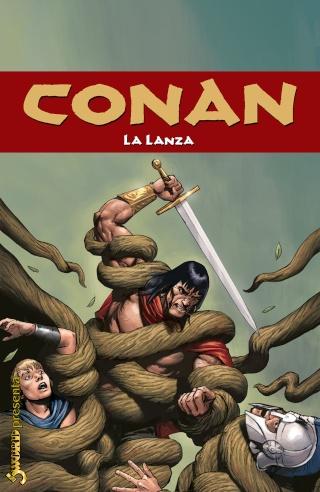Portadas de las colecciones diversas de Conan Sword_99
