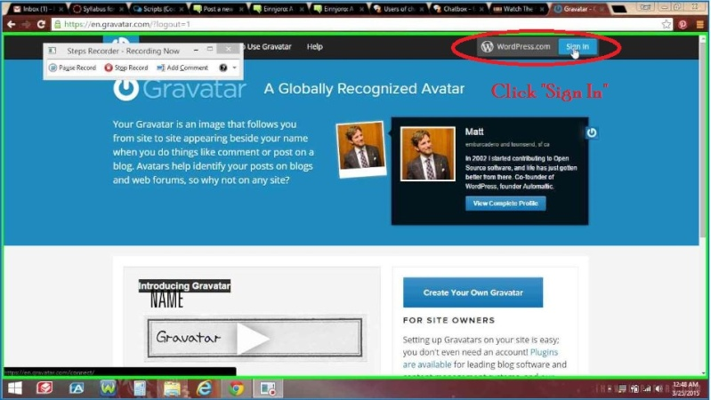How To: Create a Chatbox Account and Change Your Chatbox Avatar Avatar11
