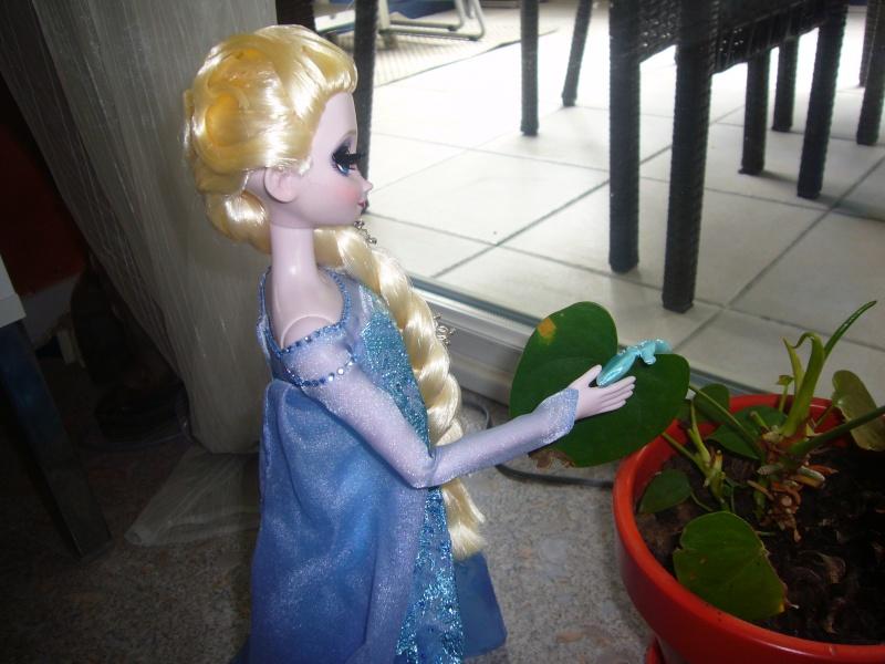 Mes petits courts métrages photos de LE Frozen... 911