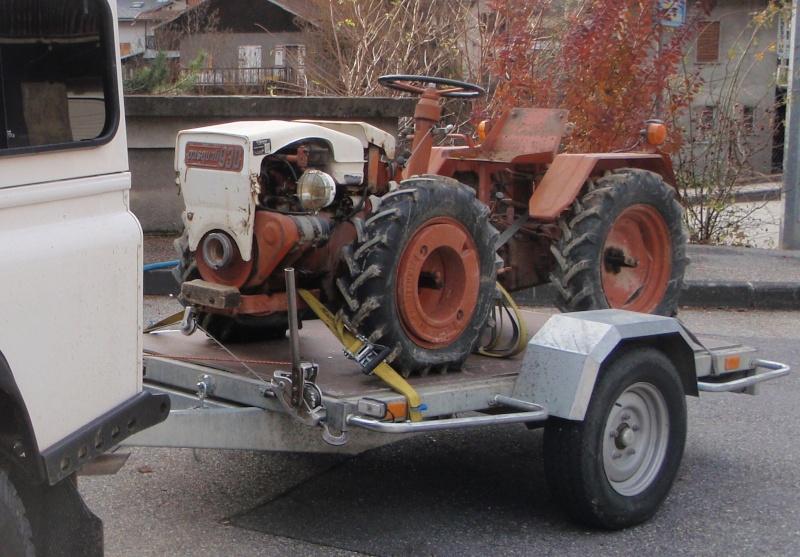 pasquali - carte grise tracteur pasquali 935 ???? 10121510