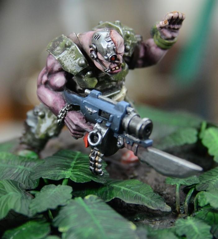 Sergent ogryn W40K  Ogryn_11