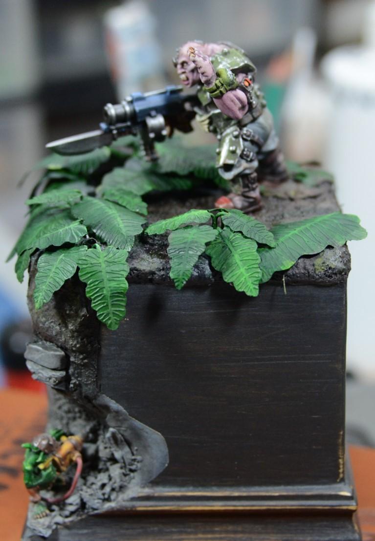 Sergent ogryn W40K  Ogryn_13