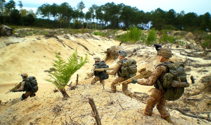 Selvaland, mes soldats en action - Page 11 1211
