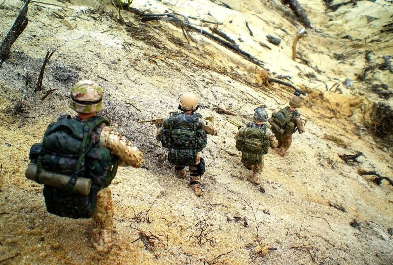 Selvaland, mes soldats en action - Page 11 713