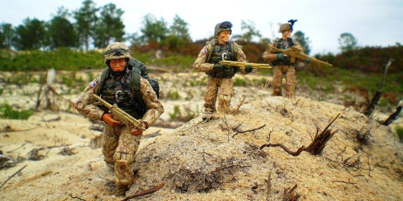 Selvaland, mes soldats en action - Page 11 912