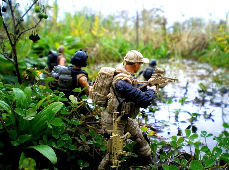 Selvaland, mes soldats en action - Page 10 Imgp2712