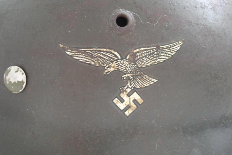 M35 DD Luftwaffe (complet) - Aigle 1er type - ET Dsc02533