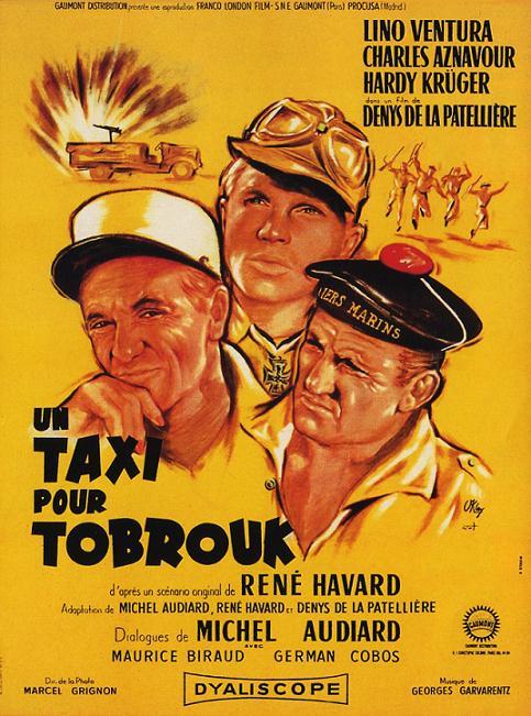 UN TAXI POUR TOUBROUK (1960) Un-tax10