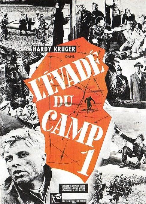 L'EVADE DU CAMP 1 (1957) Url11