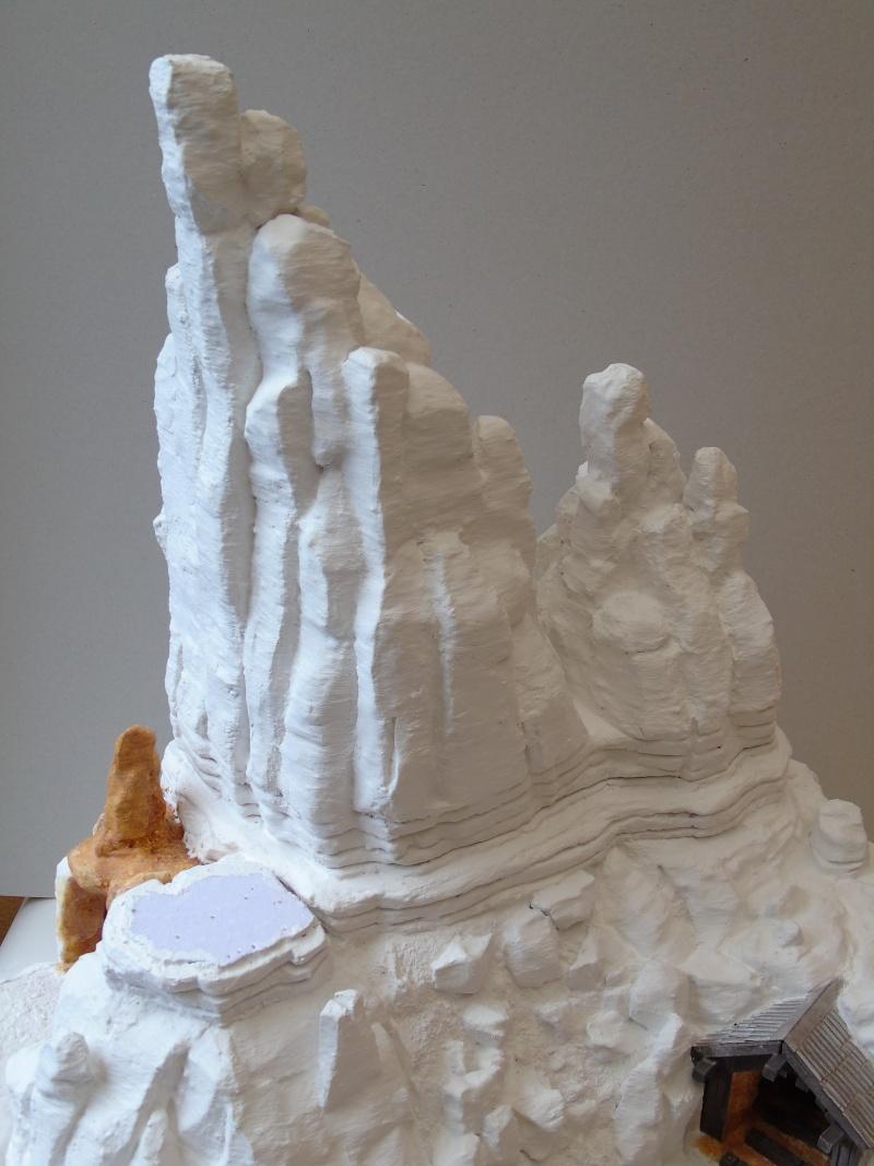 [Maquette] Big thunder mountain PARTIE 2 Dsc00314