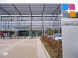 Centre Hospitalier de Lunéville (54 Meurthe-et-Moselle): les entendeurs de voix enfin entendus Lunevi10