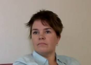 Mia Kurtti, infirmière psychiatrique, thérapeute familiale
