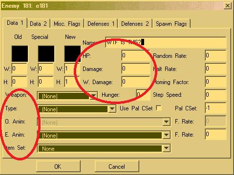 Faire un monstre dans Zquest, de A à Z. Tutp12