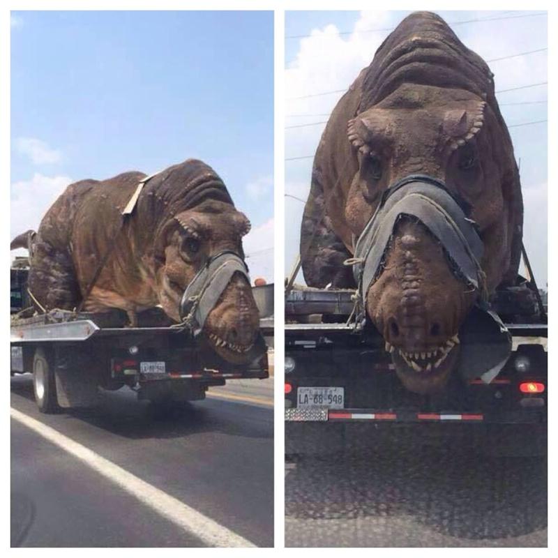 [Saga] Jurassic Park (1993-2015) - Page 2 11055410