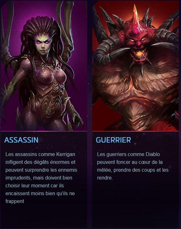 HOTS : Heroes of the storm : Découverte Assass10