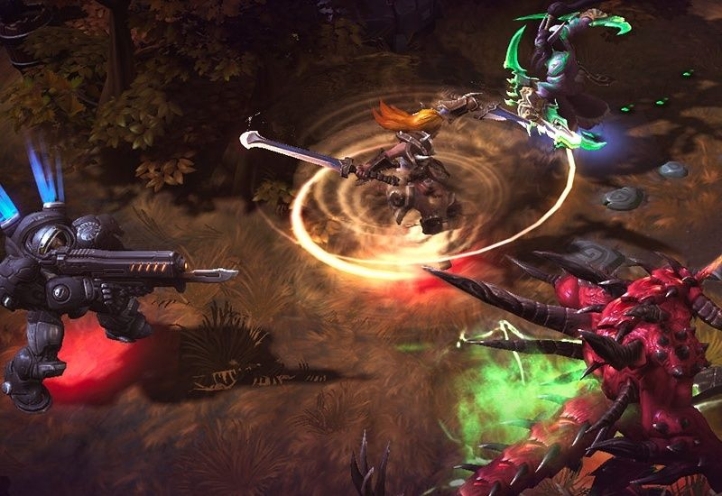 HOTS : Heroes of the storm : Découverte Equipe10