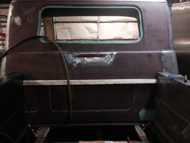 60 Dodge pickup Build Bl410
