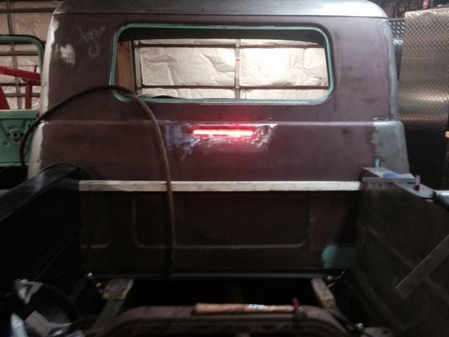 60 Dodge pickup Build Bl510