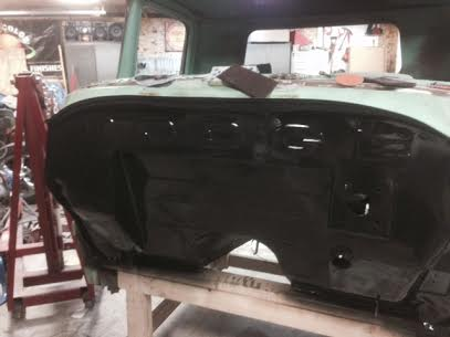 60 Dodge pickup Build - Page 2 Firewa27