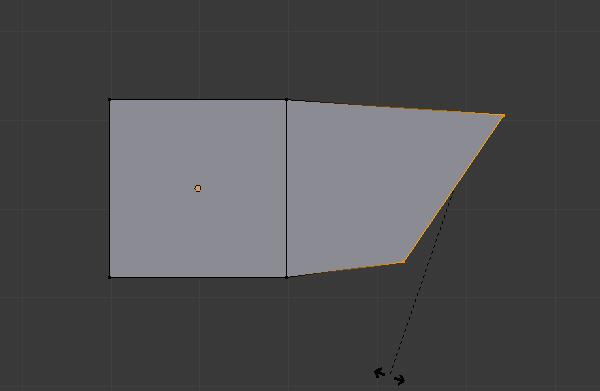 在Blender中创建低多边形霸王龙 第一部分Modeling, UVmapping And Texturing A Low Poly T-Rex In Blender: Part 1 As510