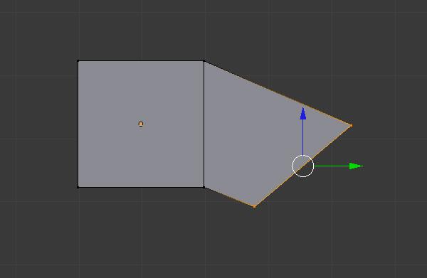 在Blender中创建低多边形霸王龙 第一部分Modeling, UVmapping And Texturing A Low Poly T-Rex In Blender: Part 1 As610