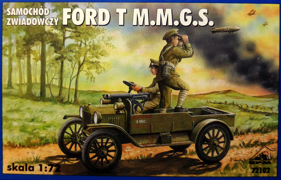 Airfix....Handley Page 0/400 - Page 4 Ford_t10