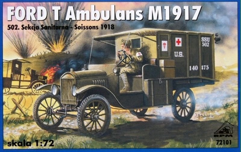 Airfix....Handley Page 0/400 - Page 4 Ford_t32