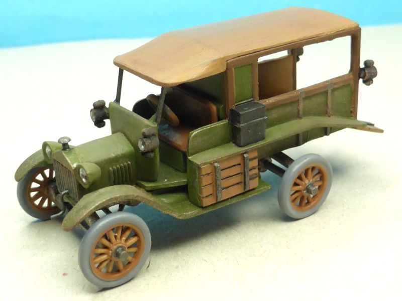 Airfix....Handley Page 0/400 - Page 4 Ford_t66