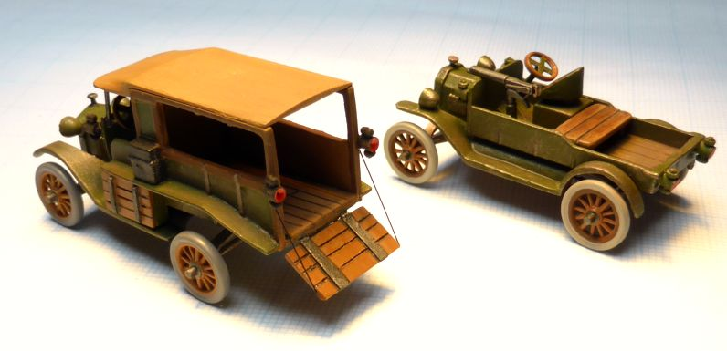 Airfix....Handley Page 0/400 - Page 5 Ford_t70