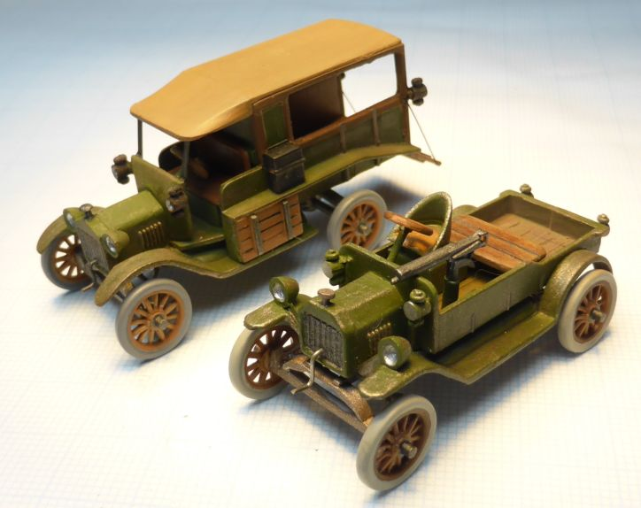 Airfix....Handley Page 0/400 - Page 5 Ford_t71