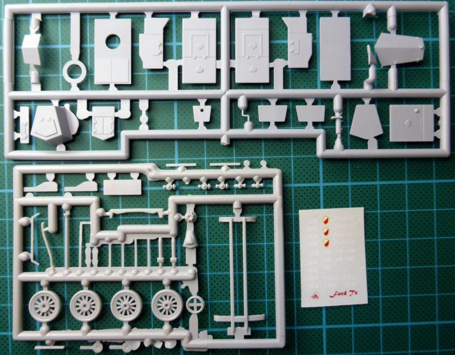 Airfix....Handley Page 0/400 - Page 5 Ford_t75