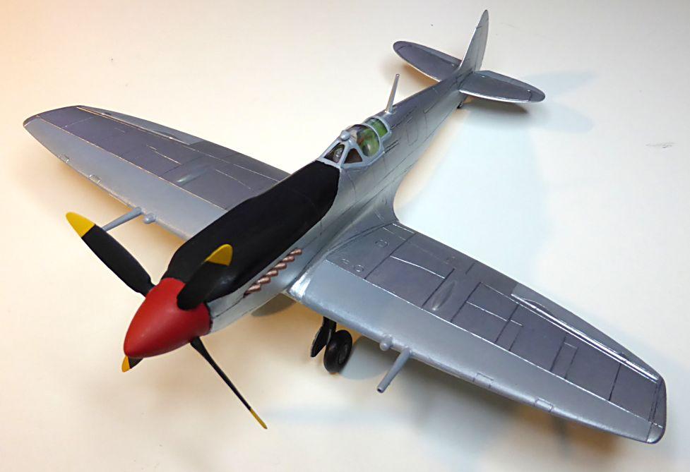 [Hobby Craft] Seafire XV Supermarine rénové en Spitfire MkIX Israeli Air Force 1949 - Page 2 Superm31