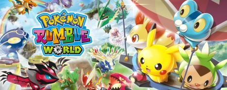 Pokemon Rumble World kommt als Free-to-play-Titel Pokemo10