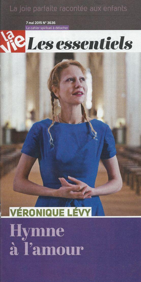 La très touchante conversion de Véronique Lévy au Catholicisme - Page 2 Lavie110