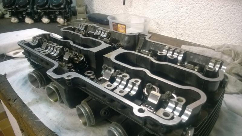 Préparation piste SUZUKI 1100 GSX Wp_20116