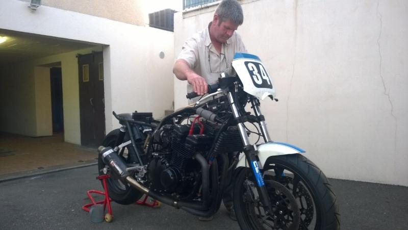 Préparation piste SUZUKI 1100 GSX Wp_20124
