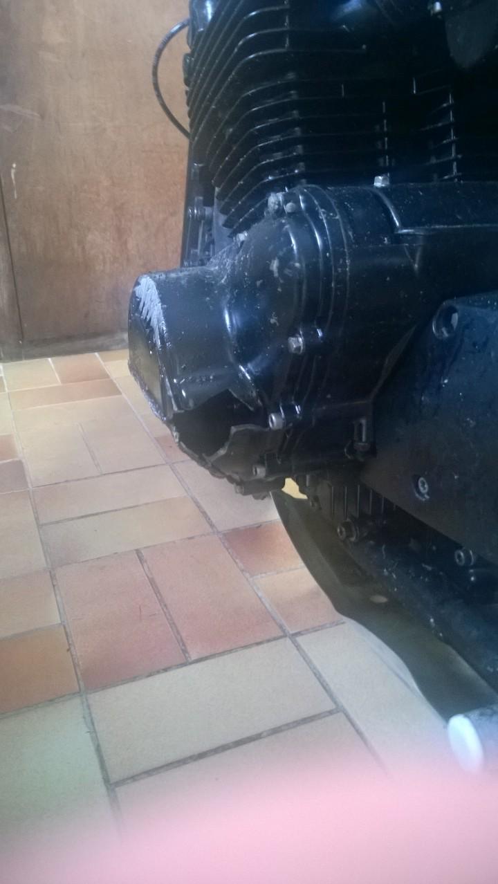 Préparation piste SUZUKI 1100 GSX Wp_20130