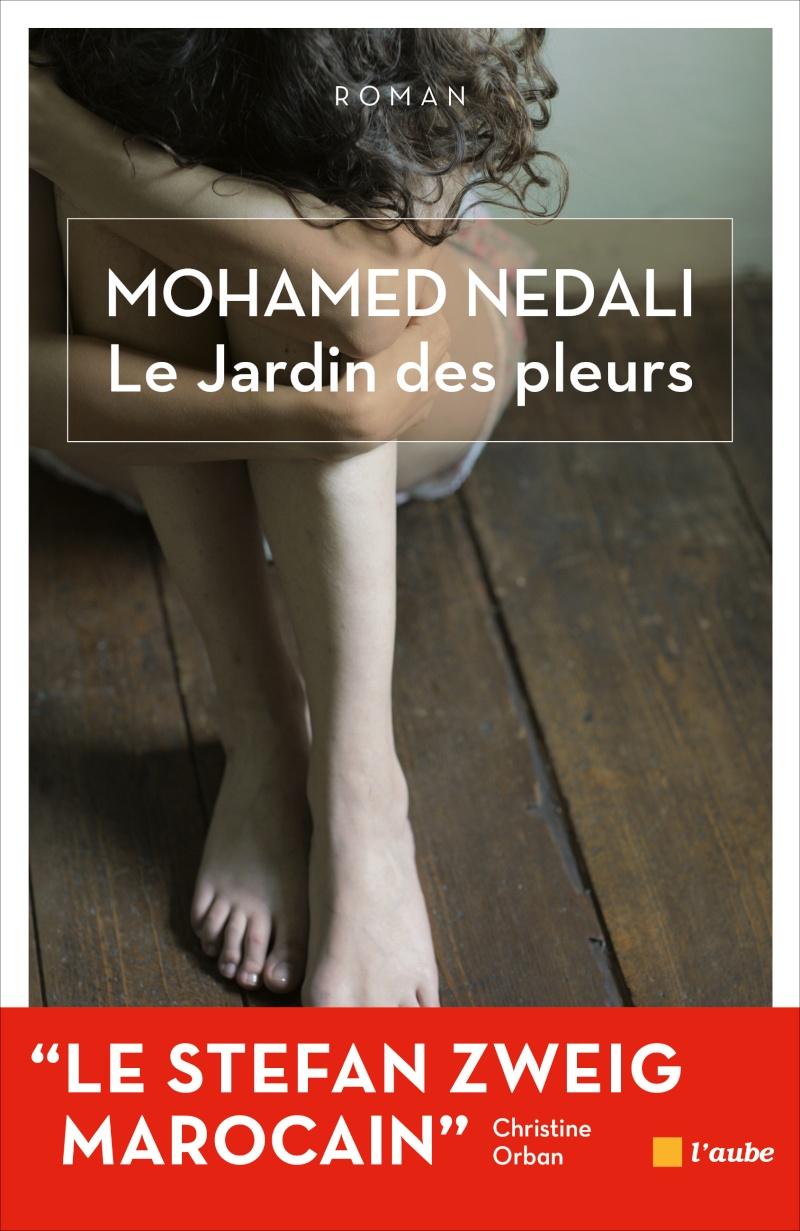[Nedali, Mohamed] Le Jardin des pleurs Couv-n10