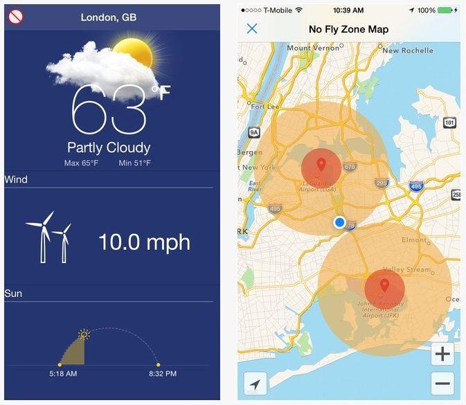 Applis/sites pour vérifier les conditions de vent avant de voler? Captur12