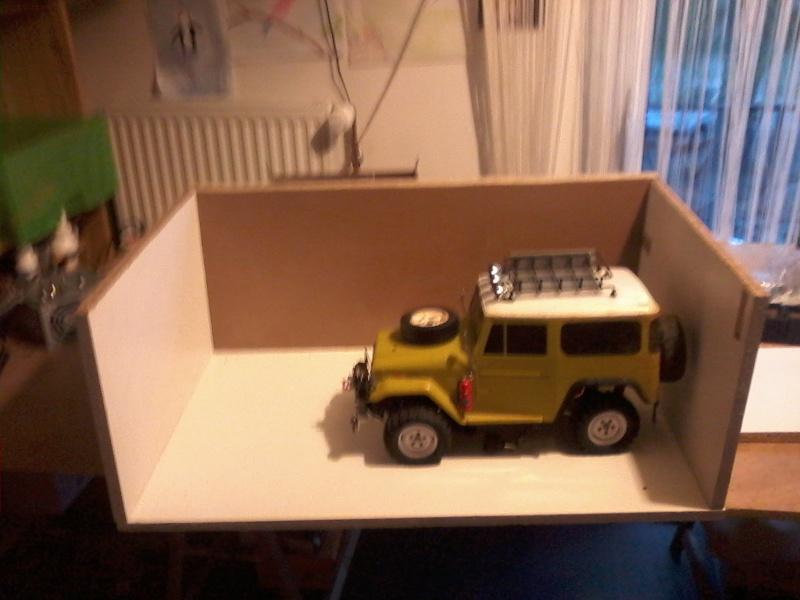 Garage scale au 1/10ème - Page 3 Photo-14